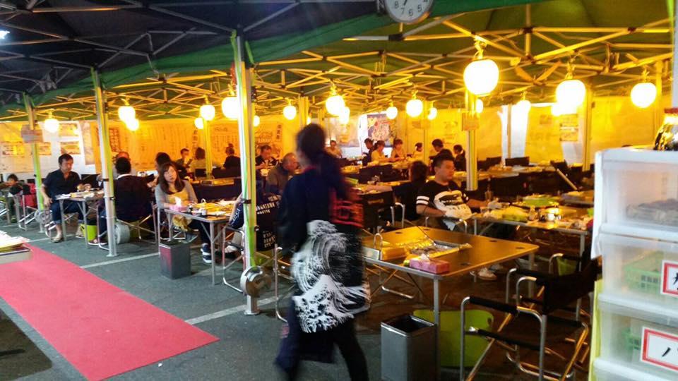 12月25日までの期間限定開催です【出張牡蠣小屋】牡蠣奉行in奈良(今市)