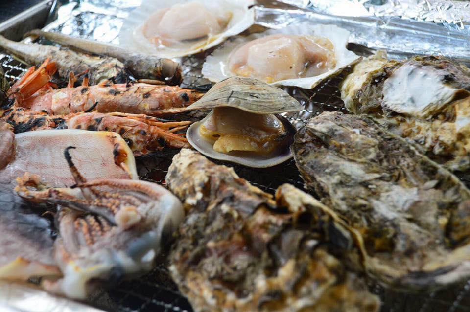週末の土日は電話予約をオススメしております。【出張牡蠣小屋】牡蠣奉行in奈良(今市)