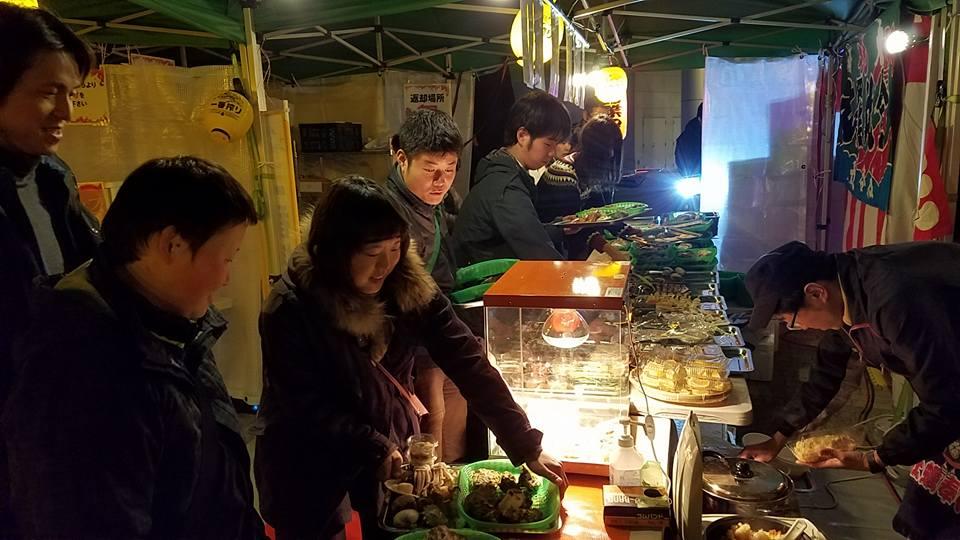 【出張牡蠣小屋】牡蠣奉行inイーアスつくばオープンしました!