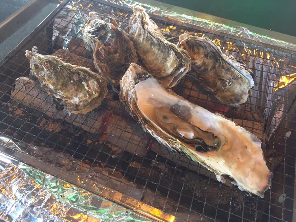 牡蠣を食べるだけで復興支援の贈り物!【出張牡蠣小屋】牡蠣奉行in宇都宮パルコ