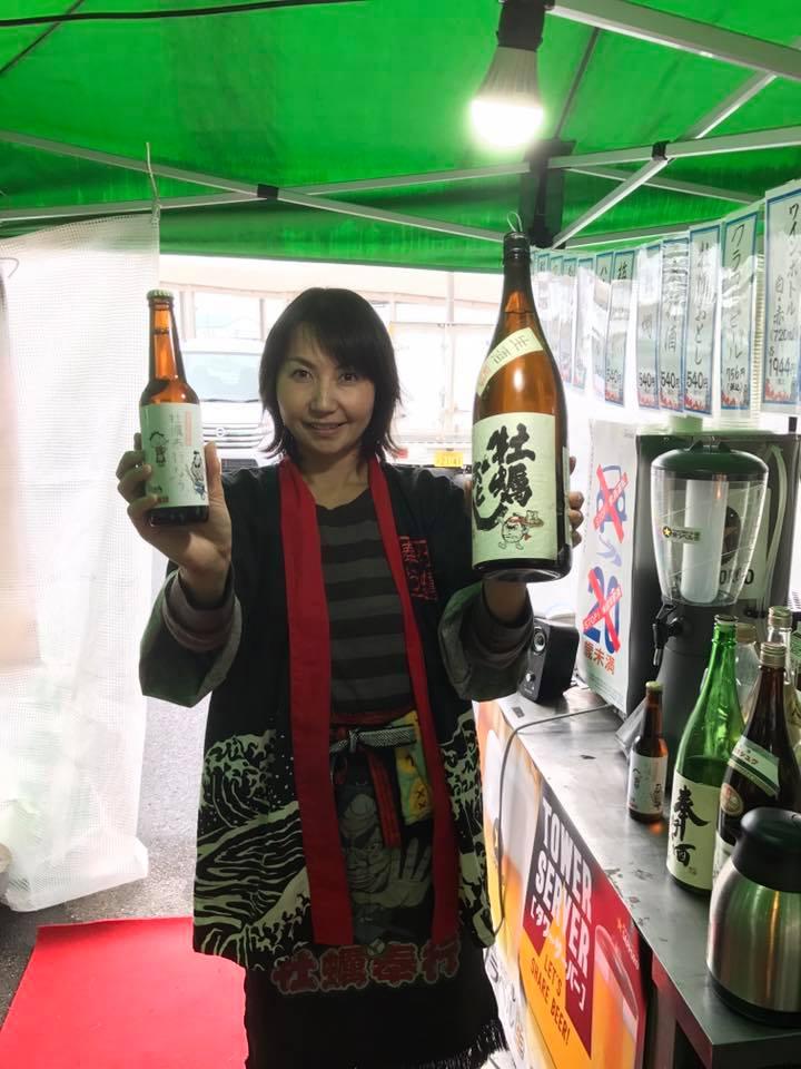 今日はイオンモール高松にて牡蠣奉行がオープンじゃー。